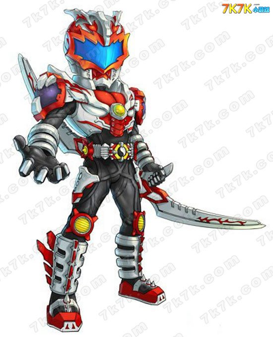 """炎龙召唤器:召唤者可借由炎龙召唤器,发射火晶石之光能量,并接受火之炎龙铠甲完成合体,成为铠甲勇士""""炎龙侠""""。(初次介绍在第3集) 表现形式:喷出一团火,闪现""""火""""字,在火中出现""""炎龙侠""""。 动物图案:红色的龙头 主人公的招牌动作:转动手把时,将右手与身体垂直甩一下,干掉异能兽,直接甩一下 名字含义:南方 炘(火字旁)代表火属性。"""