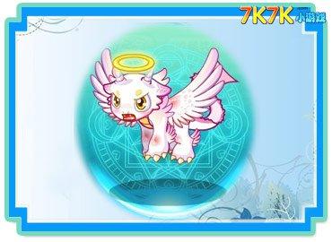 奥比岛幻羽天使龙图鉴及获得方法
