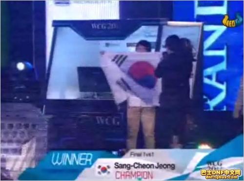 "dnf仇东升wcg dnf总决赛个人赛惜败韩国散打""朕沉船"""